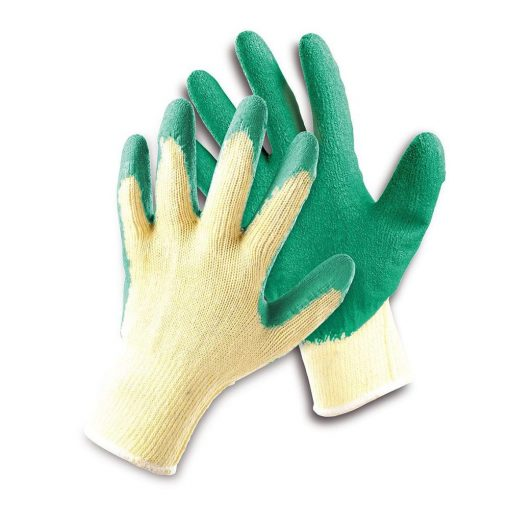 fridrich & fridrich dipper light munkavédelmi kesztyű zöld 10 (12pár/cs)