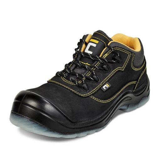 cerva black knight munkavédelmi cipő tpu mf s3 src fekete