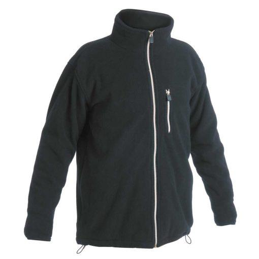 cerva karela polár kabát fekete