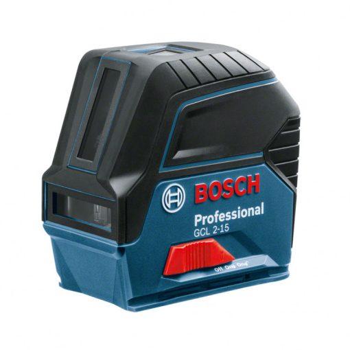 Bosch GCL 2-15 pont- és vonallézer