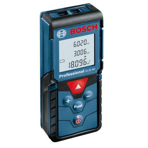Bosch GLM 40 lézeres távolságmérő 40m