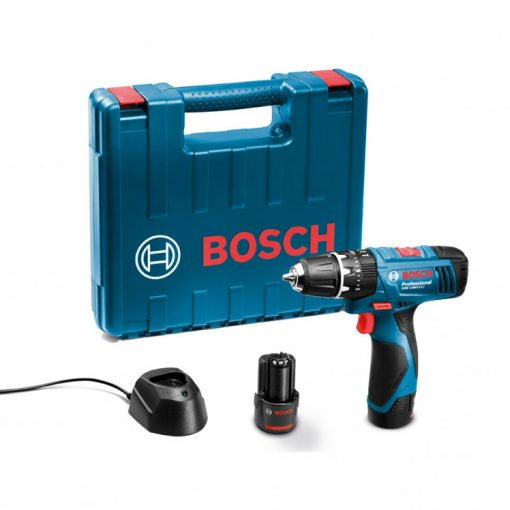 Bosch GSB 120 akkus ütvefúró-csavarozó 12V 1,5Ah