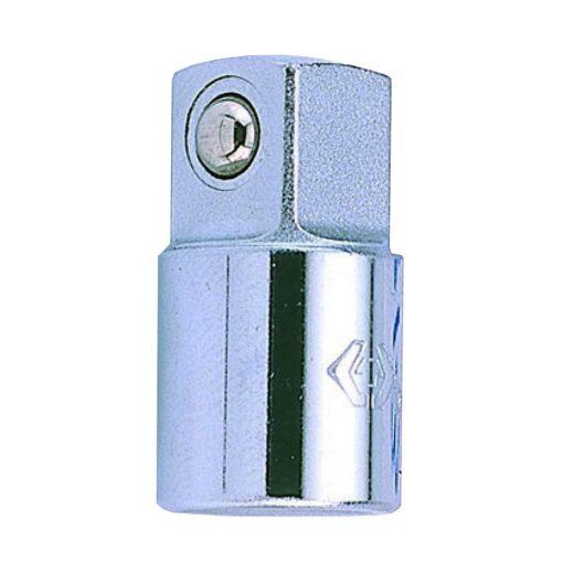 """king tony kézi adapter 1/4"""" 3/8"""" (2813)"""