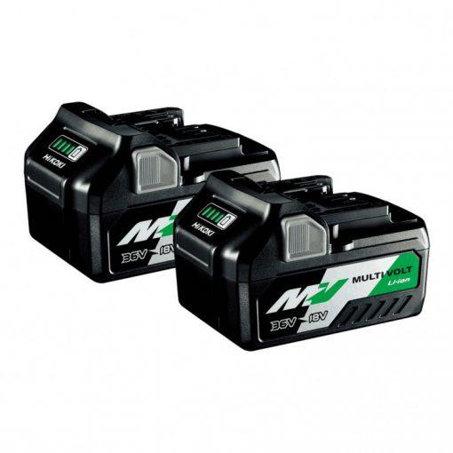 Hikoki BSL36A18 akkumulátor csomag 36V 2x2,5Ah