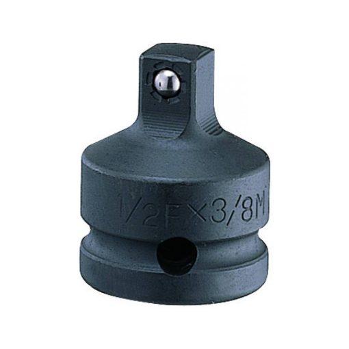 """king tony gépi adapter golyós Cr-Mo 1/2""""-3/4"""" (4866P)"""