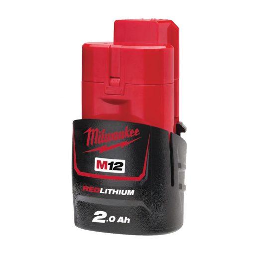 Milwaukee M12 B2 akkumulátor 12V 2,0Ah