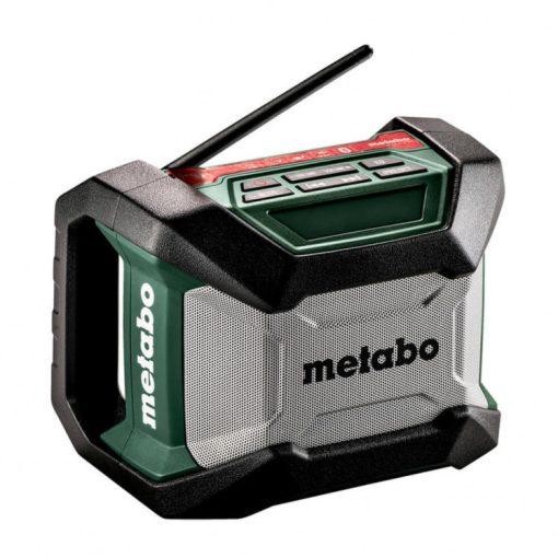 Metabo R 12-18 BT akkus építőipari Bluetooth hangszóró 18V alapgép