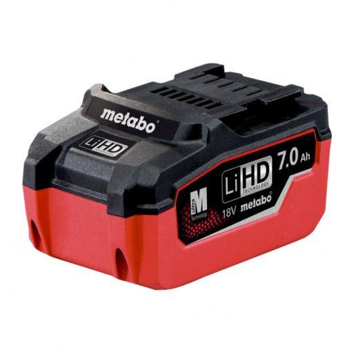 Metabo LiHD akkumulátor 18V 7,0Ah