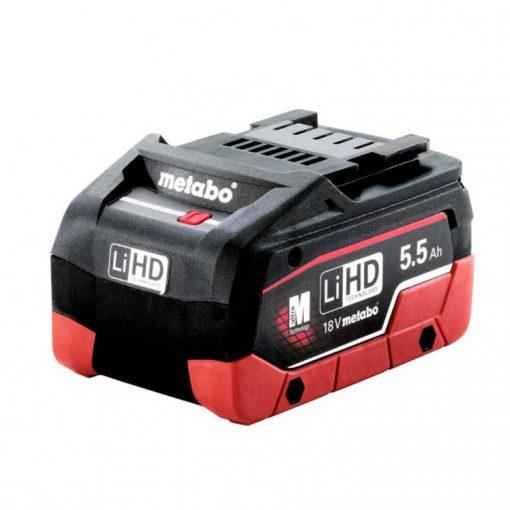 Metabo LiHD akkumulátor 18V 5,5Ah