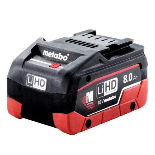 Metabo LiHD akkumulátor 18V 8,0Ah