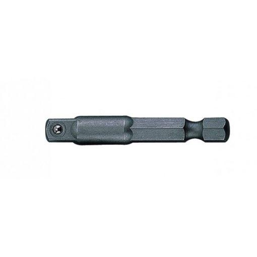 "king tony bit adapter 1/4""-1/2"" 50mm (7704-50)"