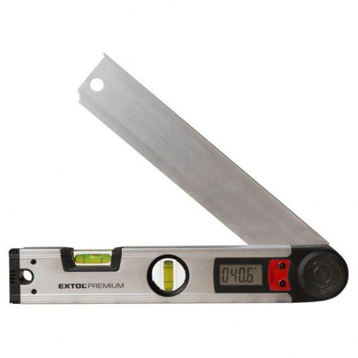 Extol Premium digitális vízmérték szögmérővel 305mm 0-225°