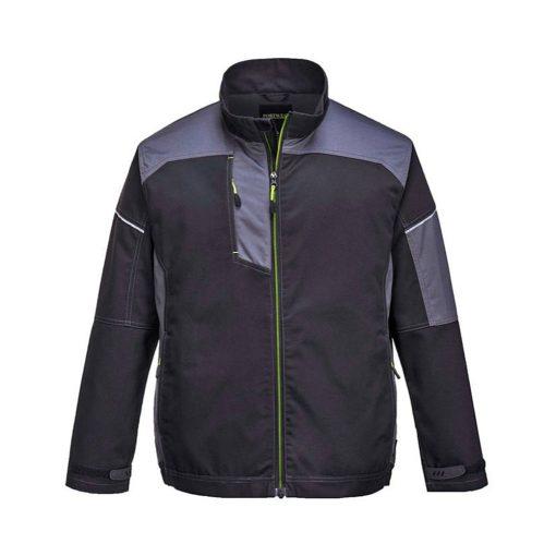 portwest t603 urban work kabát fekete/szürke